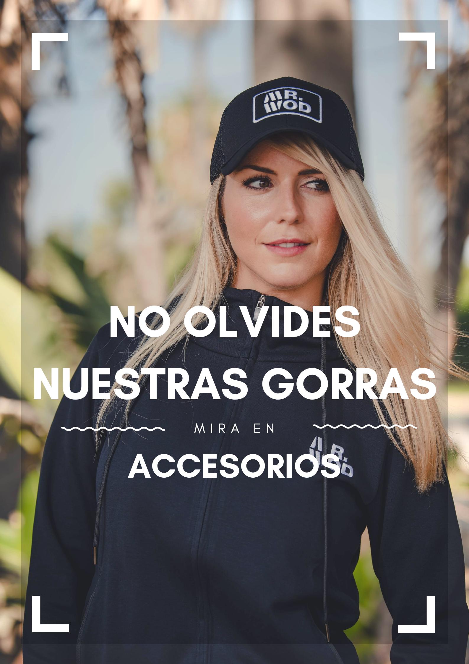 Gorras - MrWOD